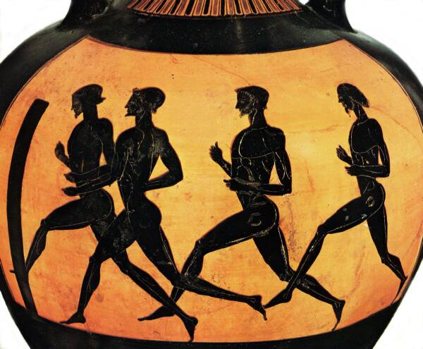 History - Ancient Greek Olympics